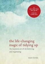 NEW The Life-Changing Magic of Tidying Up By Marie Kondo Hardcover Free Shipping