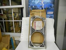 1964 PLYMOUTH B-BODY LEFT SIDE HEADLIGHT BEZEL NOS W/ORIG BOX P/N #  2417043