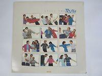 Truth-Still The Truth - 1986 Benson Records R03949 RARE Xian Lp