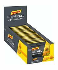 PowerBar PowerGel Energy Chews (Box of 16 Individual Packs)   C2MAX Energy Shots