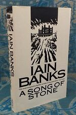 Iain Banks - A Stone Of Stone - SIGNED  1st / 1st  -  Hbk dw 1997
