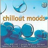 Various Artists - Chillout Moods (2001) 8 Cd Box