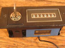 Redington Counters Ac Counter , Model#P2-1026, 115Vac, Key resetable