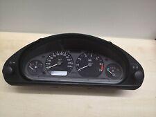 BMW 3er-Tacho Kombiinstrument Tachoeinheit mit Ramen und Lichtschalter 8371552