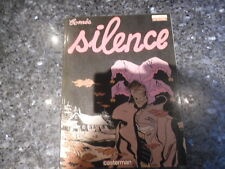 belle reedition broché silence