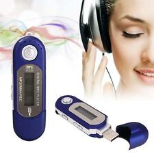 Digital USB MP3 WMA USB MUSIC PLAYER WITH LCD SCREEN RADIO VOICE RECORDER D ,p