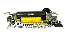 Viair 20013 Dual On Board Air System 200 Psi Max with 2.5 G Tank Tires & Tools