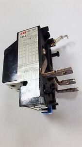 ABB Thermisches Relais T 80 DU 80 60-80A GJZ 422 1301 R0006 NEU (#256)