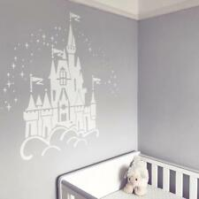 Disney Castle Wall Sticker Wall Chick Decal Art Sticker Quote