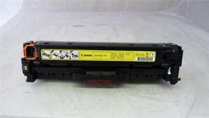 Original Canon 2659B002 718Y Toner gelb für lbp 7200 [13-18-30]