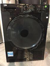 BEKO DCX83100B Condenser Tumble Dryer  8 kg, Sensor drying - Black (TD27)
