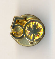 AIR CANADA Airlines Logo Miniature Pin 50th Anniversary