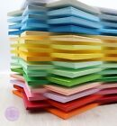 A4 Coloured Card 25 or 50 Sheets Per Pack 160gsm Great Quality