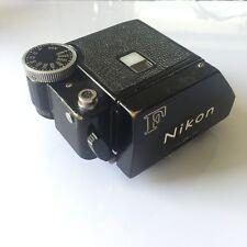 Nikon F Genuino Original Photomic medida Prisma cabeza negro, al igual que NO.73