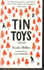 Tin Toys Trilogy: Complete by Ursula Holden P/B Unicorn Sisters A Bubble Garden