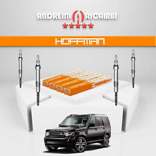 KIT 6 CANDELETTE LAND ROVER DISCOVERY IV 2.7 TD 140KW 190CV 2009 -> GN045