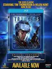 Trancers - Blu-Ray- HD Re-Mastered, Audio Commentary Tim Thomserson,Charles Band