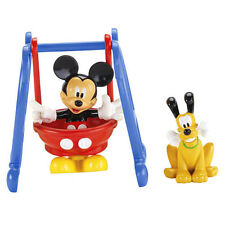 Fisher Price Mickey Mouse Clubhouse Mickey & Pluto Silly Swing *new*
