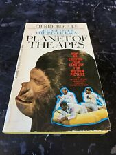 Planet of the Apes by Pierre Boulle 1963 Second Printing Now A 20th Century Movi
