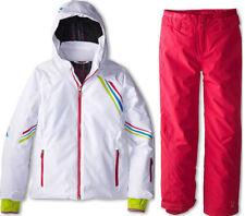 Spyder Girls Ski Snowboarding Pandora Jacket & Vixen Pants, Size 20 (Girl's),NWT