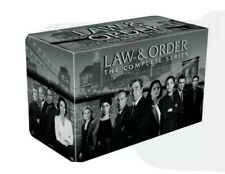Law & Order Seasons 1-20, (104 Discs,DVD) Complete Series Ultimate Collection