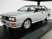 1:18 Minichamps 1980 AUDI QUATTRO COUPE LIMITED Edition Collectible Toy Car