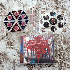 Zilch(hide, X Japan)SKYJIN 1st Press Limited Edition Japan CD+Sticker w/OBI