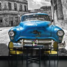 Kinder Fototapete Fototapeten Tapete Wand Bild Foto Bild KUBA CUBA CAR 3FX1178P4