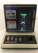 Vintage TANDY ALIEN CHASE Tabletop arcade video game Radio Shack Tested Coleco