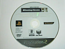 WINNING ELEVEN 9 PlayStation 2 PS2 disc only NTSC/J Japan Version VERY Fast Ship
