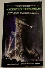 Godzilla Novelization Major Motion Picture Tri-Star Novelization Stephen Molstad