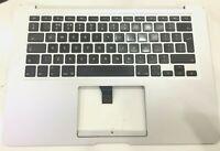 "Genuine Apple MacBook Air 13"" A1466 2013 2014 2015 Palmrest Keyboard Touchpad UK"