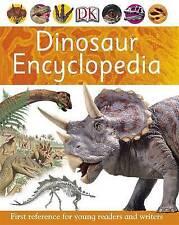 Dinosaur Encyclopedia by Dorling Kindersley, Caroline Bingham (Paperback, 2009)
