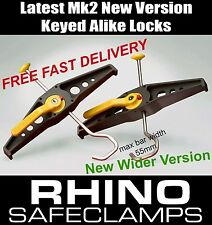 Rhino RAS21 Safe Ladder Clamps Energy Class a