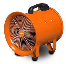 Unicraft MV 30 Mobiler Ventilator für Werkstatt Belüftung Entlüftung Kühlung