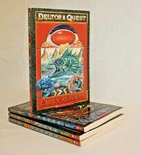 Deltora Quest Emily Rodda Scholastic Paperback Books Lot 4