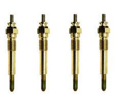 4 X MONARK Glühkerze Glühstift für OPEL ASTRA F /  VECTRA A & B 1.7 glow plug