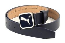 PUMA Cintura Cut-To-Length Square Belt W110 Peacoat