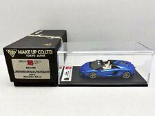 1:43..Make Up Eidolon--EM246E Lamborghini Aventador LP700-4 Roadst. Blue/ 4B 388
