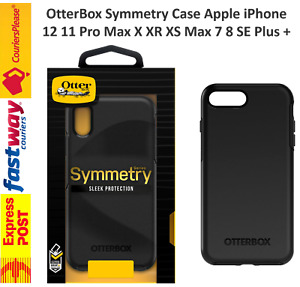 OtterBox Symmetry Case Apple iPhone 12 11 Pro Max X XR XS Max Mini 7 8 SE Plus +