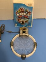 62 Total Skylander Figures/Accessories See Pictures Portal Trap Team Wii Game