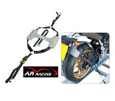 Cubierta motorcycle Fix atar Sistema Para Camioneta Y Remolque tiefix