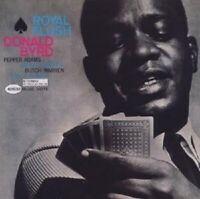 "DONALD BYRD ""ROYAL FLUSH"" CD NEW"