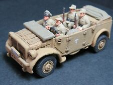 28mm Warlord Games Bolt Action German horch command truck painted models
