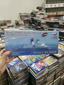 Bronco 1/700 Kang Ding Class 6 in 1 Frigate Model Kit SB-7001 New
