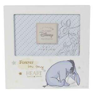 """Disney Magical Beginnings 4""""x6"""" Photo Picture Frame Eeyore Forever In My Heart"""
