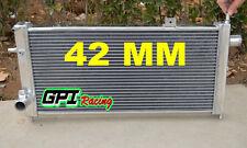 GPI For 2 Rows Opel Vauxhall Nova GTE GSi 2.0 16v Turbo MT Aluminum Radiator