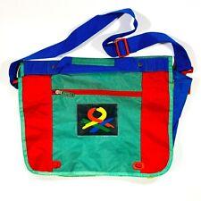 United Colors of Benetton Side Messenger Shoulder Bag 90s Vintage UCB
