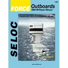 Force Outboard 3-150 HP ALL 1984-1999 Repair Service Manual