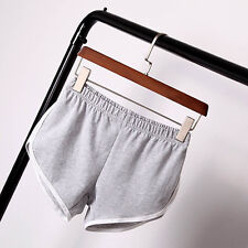 Summer Pants Women Sports Shorts Gym Workout Waistband Skinny Yoga Short